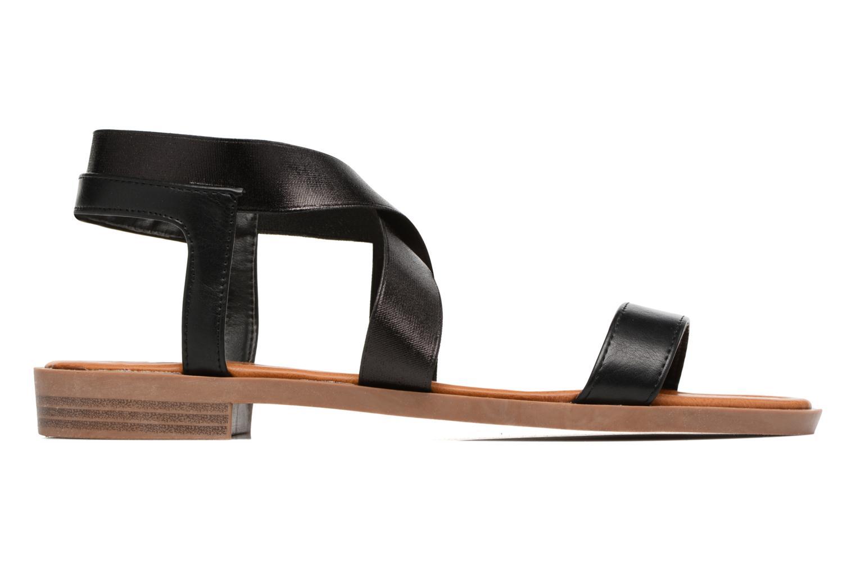 Sandalen I Love Shoes THAVA Size + Zwart achterkant