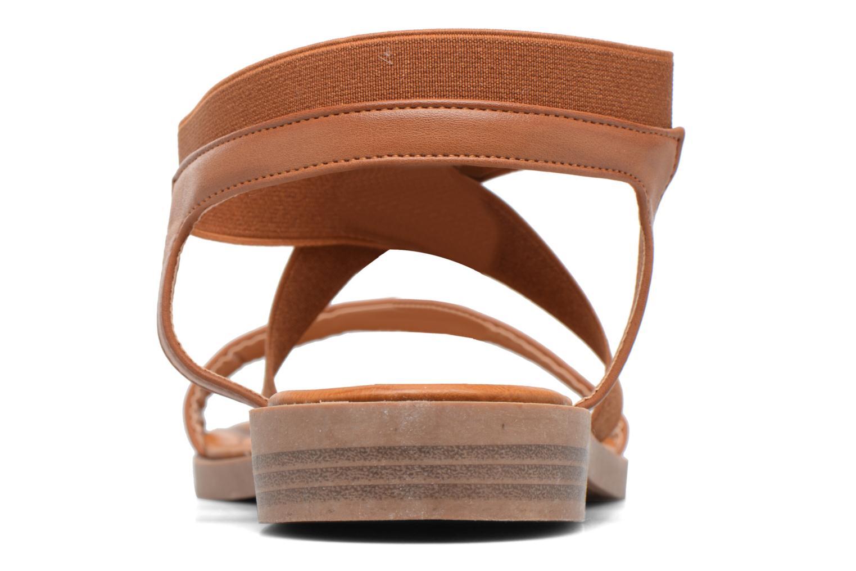 Sandalen I Love Shoes THAVA Size + Bruin rechts