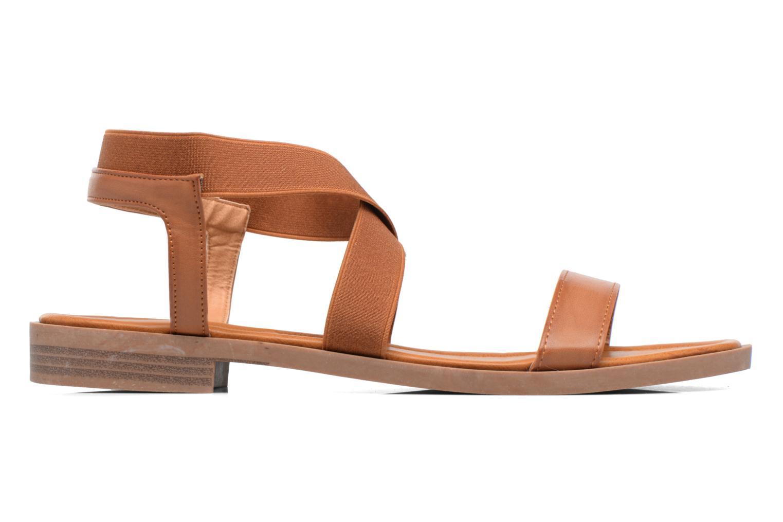 Sandalen I Love Shoes THAVA Size + Bruin achterkant