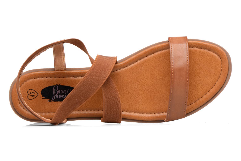 Sandalen I Love Shoes THAVA Size + Bruin links