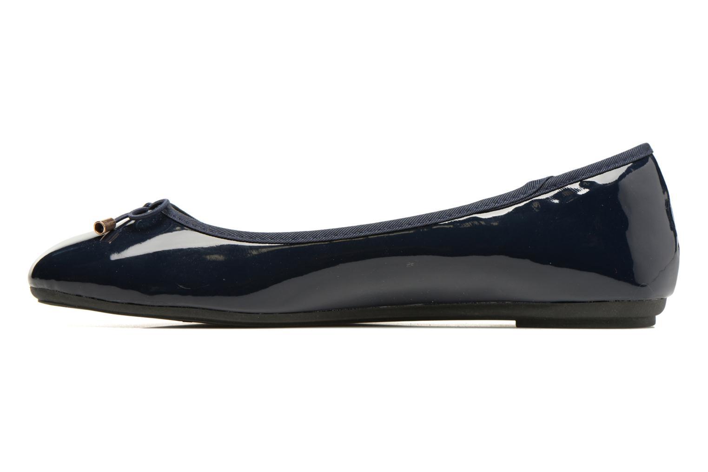 Bailarinas I Love Shoes THAVE Size + Azul vista de frente