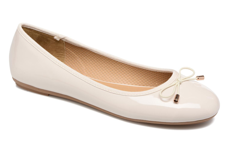 Bailarinas I Love Shoes THAVE Size + Beige vista de detalle / par