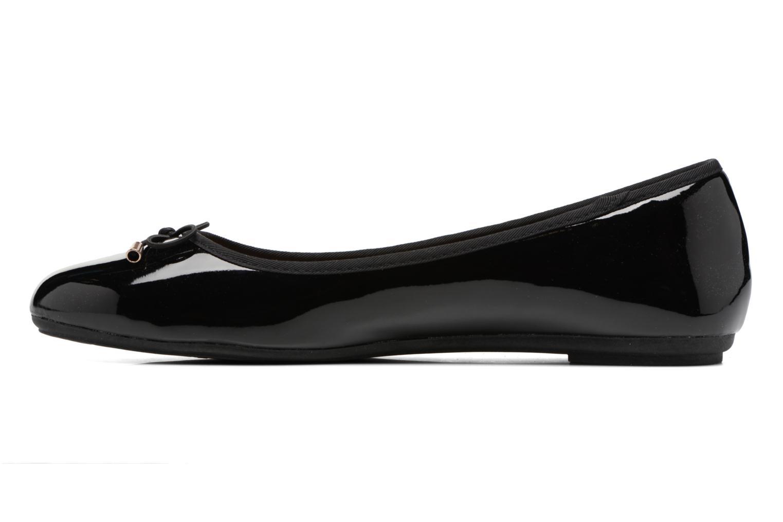 Ballet pumps I Love Shoes THAVE Size + Black front view