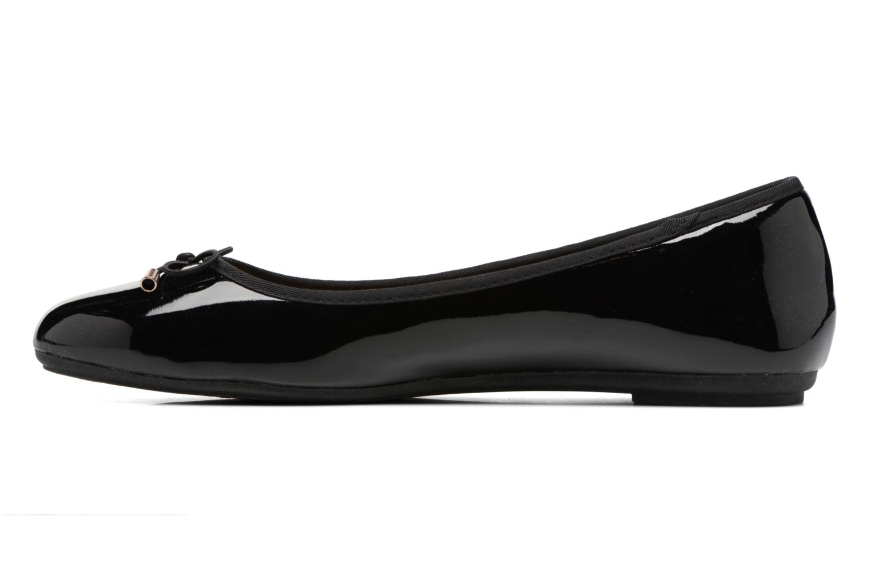 Bailarinas I Love Shoes THAVE Size + Negro vista de frente