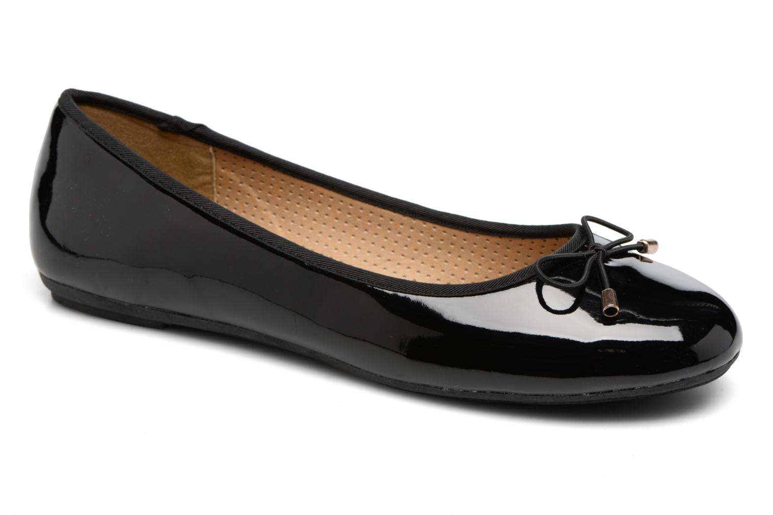 Ballet pumps I Love Shoes THAVE Size + Black detailed view/ Pair view