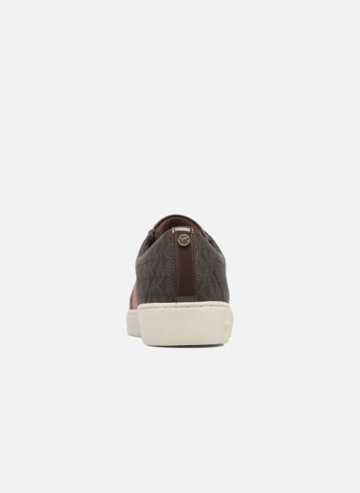 Sneaker Michael Michael Kors Keaton Lace Up mehrfarbig ansicht von rechts