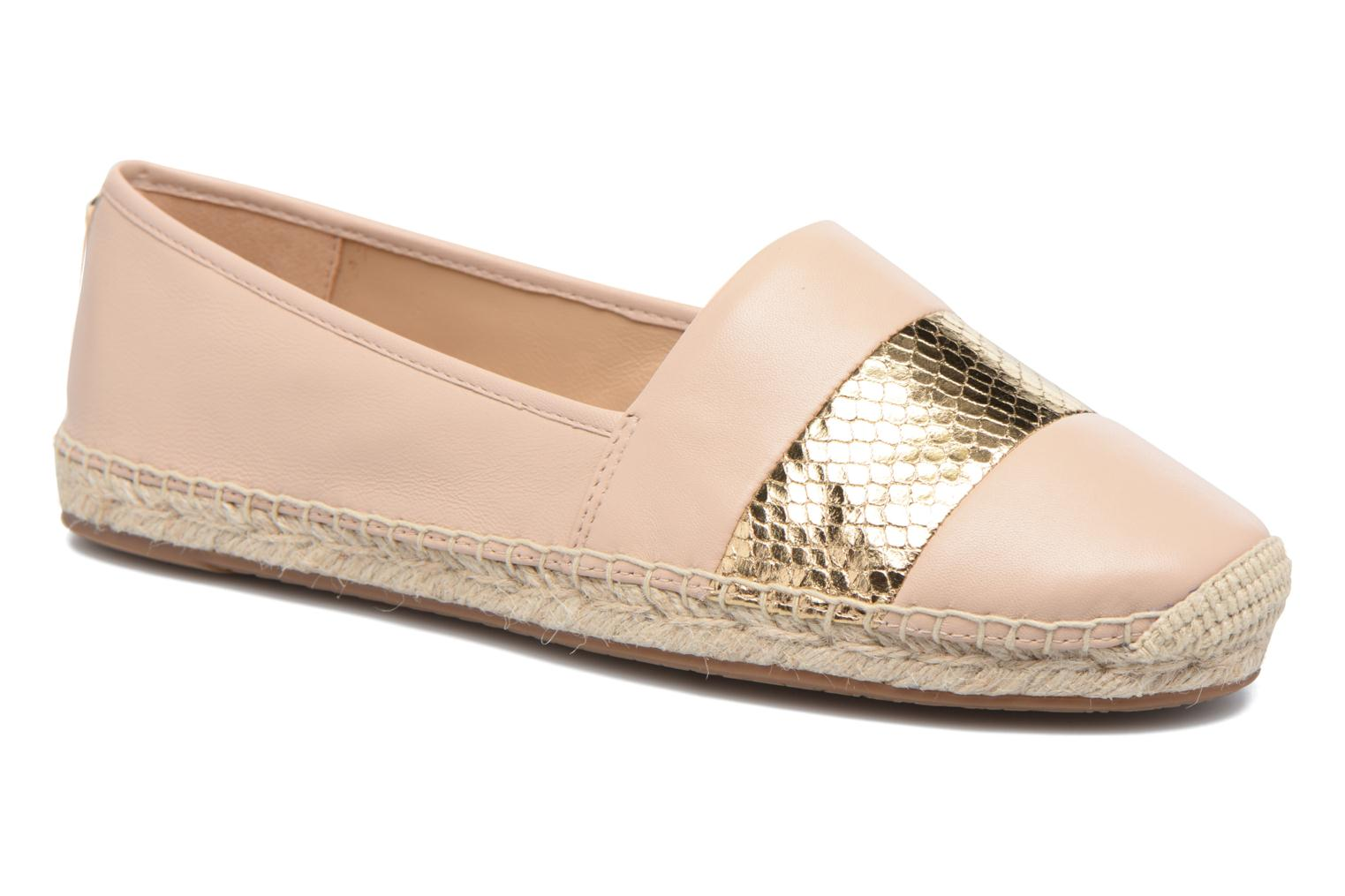 Espadrilles Michael Michael Kors Ivy Slip On Pink detailed view/ Pair view