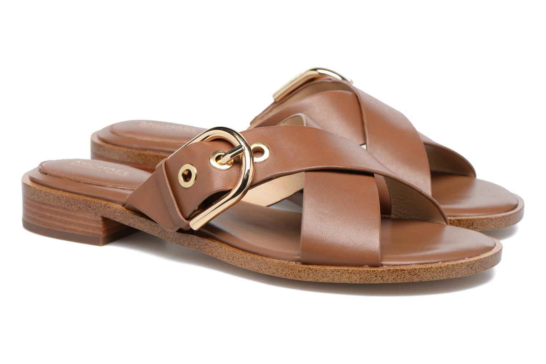 Clogs & Pantoletten Michael Michael Kors Cooper Sandal braun 3 von 4 ansichten