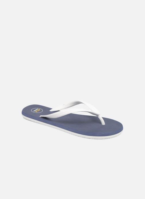 Flip flops & klipklapper SARENZA POP Diya W Tong Flip Flop Blå detaljeret billede af skoene