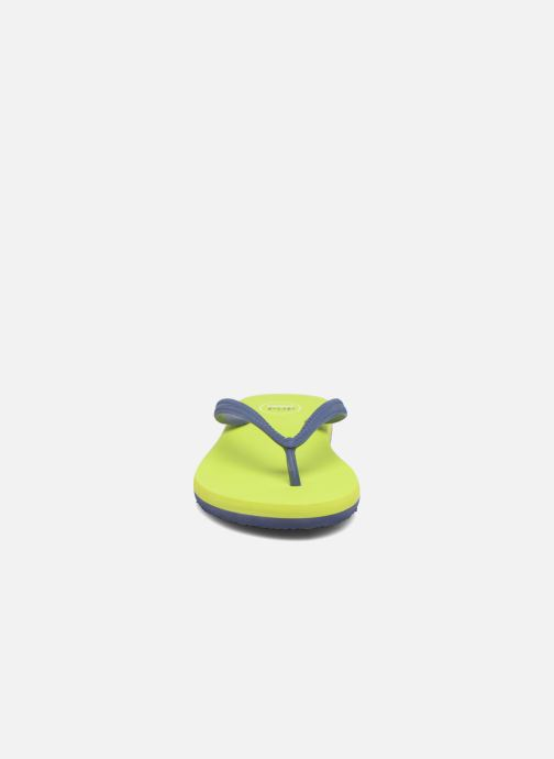 Zehensandalen SARENZA POP Diya W Tong Flip Flop grün schuhe getragen