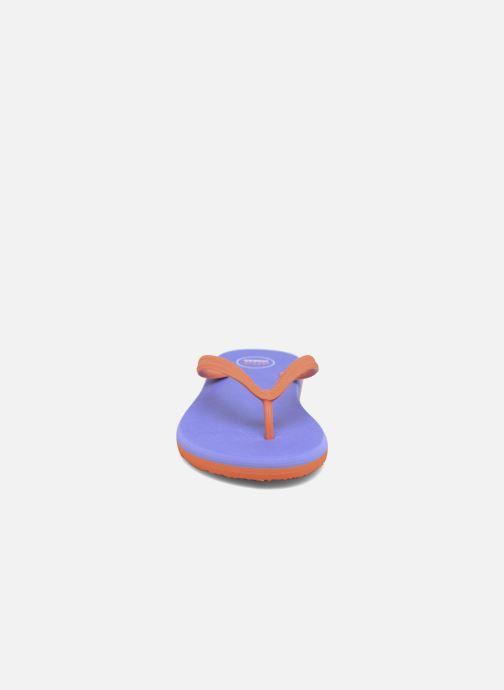 Infradito SARENZA POP Diya W Tong Flip Flop Viola modello indossato