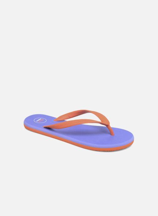 Tongs SARENZA POP Diya W Tong Flip Flop Violet vue détail/paire