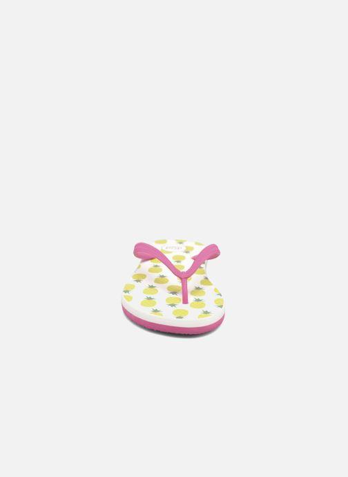 Zehensandalen SARENZA POP Diya W Tong Flip Flop rosa schuhe getragen