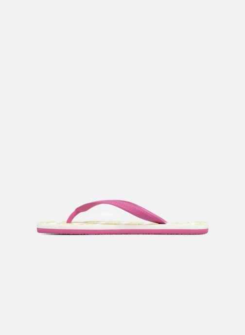 Zehensandalen SARENZA POP Diya W Tong Flip Flop rosa ansicht von vorne