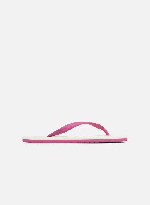 Zehensandalen SARENZA POP Diya W Tong Flip Flop rosa ansicht von hinten