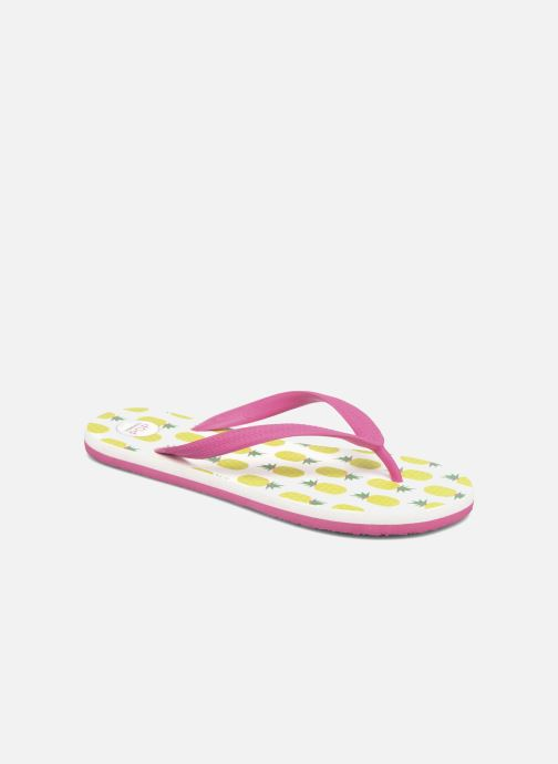 Tongs SARENZA POP Diya W Tong Flip Flop Rose vue détail/paire