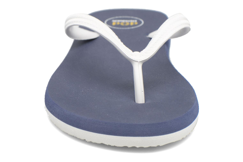 Chanclas SARENZA POP Diya W Tong Flip Flop Azul vista del modelo
