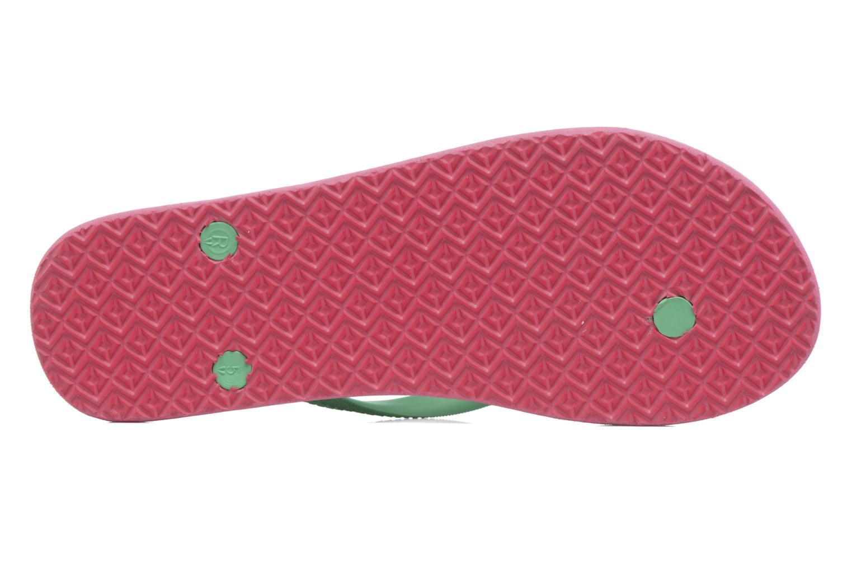 Slippers SARENZA POP Diya W Tong Flip Flop Groen boven