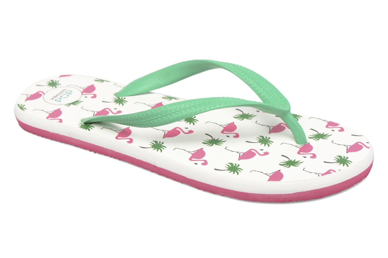 Slippers SARENZA POP Diya W Tong Flip Flop Groen detail