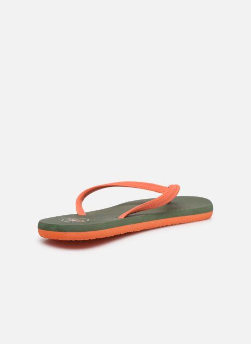Slippers SARENZA POP Diya M Tong  Flip Flop Oranje voorkant