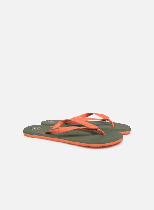 Slippers SARENZA POP Diya M Tong  Flip Flop Oranje achterkant