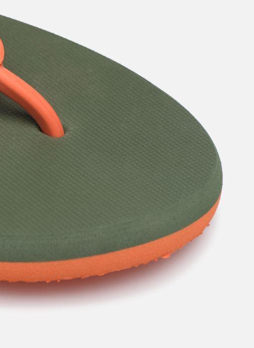 Tongs SARENZA POP Diya M Tong  Flip Flop Orange vue gauche