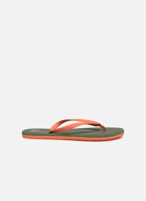 Tongs SARENZA POP Diya M Tong  Flip Flop Orange vue détail/paire