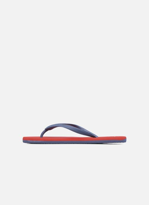 Tongs SARENZA POP Diya M Tong  Flip Flop Rouge vue face