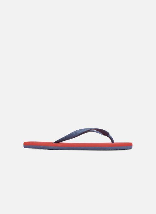 Slippers SARENZA POP Diya M Tong  Flip Flop Rood achterkant
