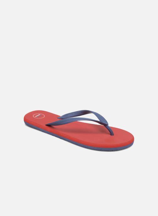 Chanclas SARENZA POP Diya M Tong  Flip Flop Rojo vista de detalle / par