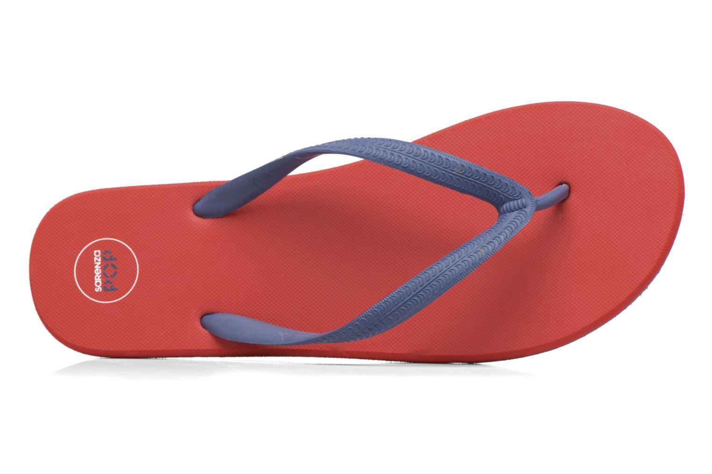 Flip flops SARENZA POP Diya M Tong  Flip Flop Röd bild från vänster sidan