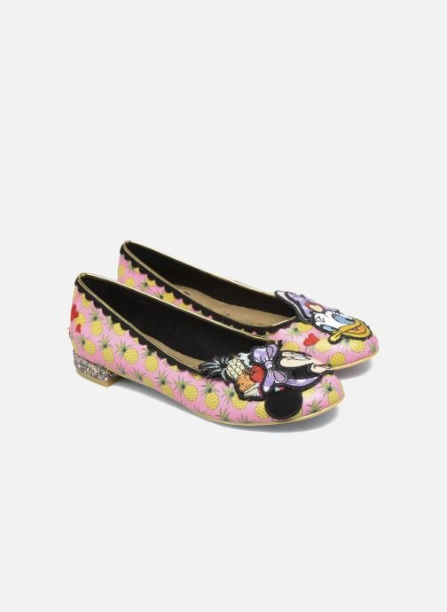 Ballet pumps Irregular choice How Do I Look? Multicolor 3/4 view