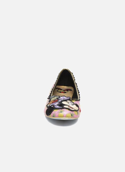 Ballet pumps Irregular choice How Do I Look? Multicolor model view
