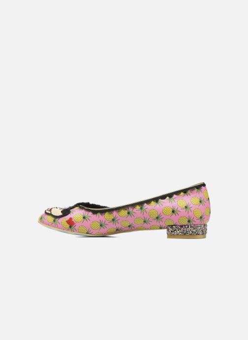 Ballet pumps Irregular choice How Do I Look? Multicolor front view