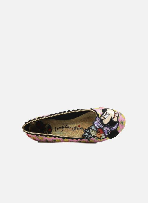 Ballet pumps Irregular choice How Do I Look? Multicolor view from the left