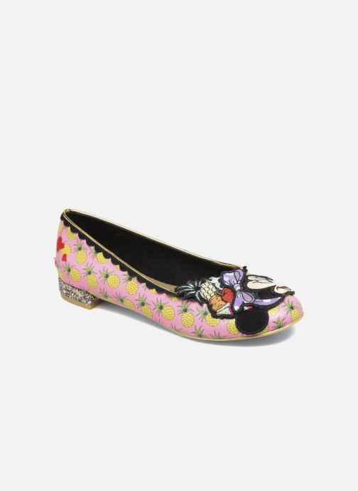 Ballerines Irregular Choice How Do I Look? Multicolore vue détail/paire