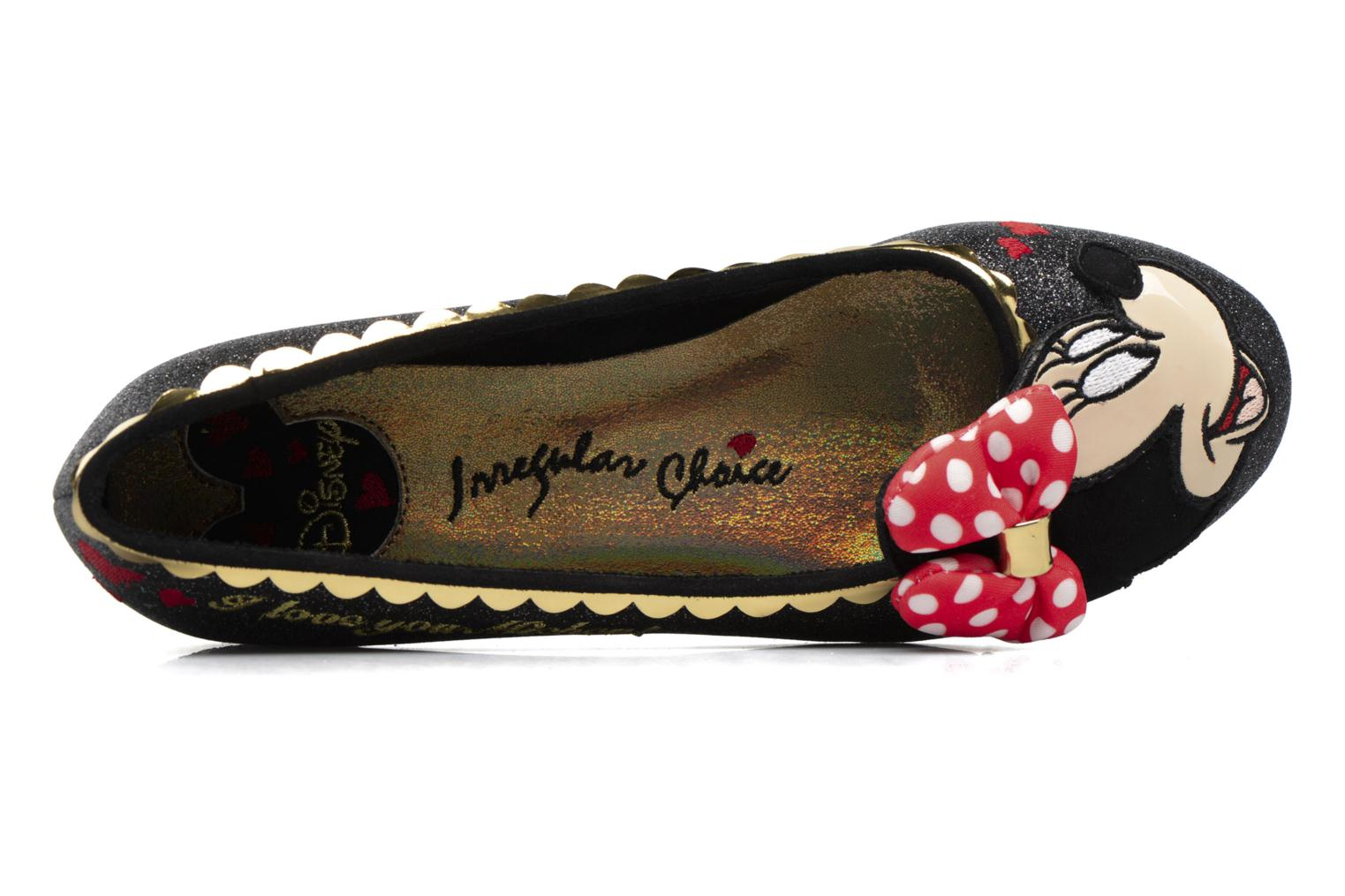 Ballerines Irregular Choice Why Hello! Multicolore vue gauche
