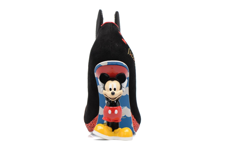 Mouse Mickey Choice Red Irregular black wmOvN08n