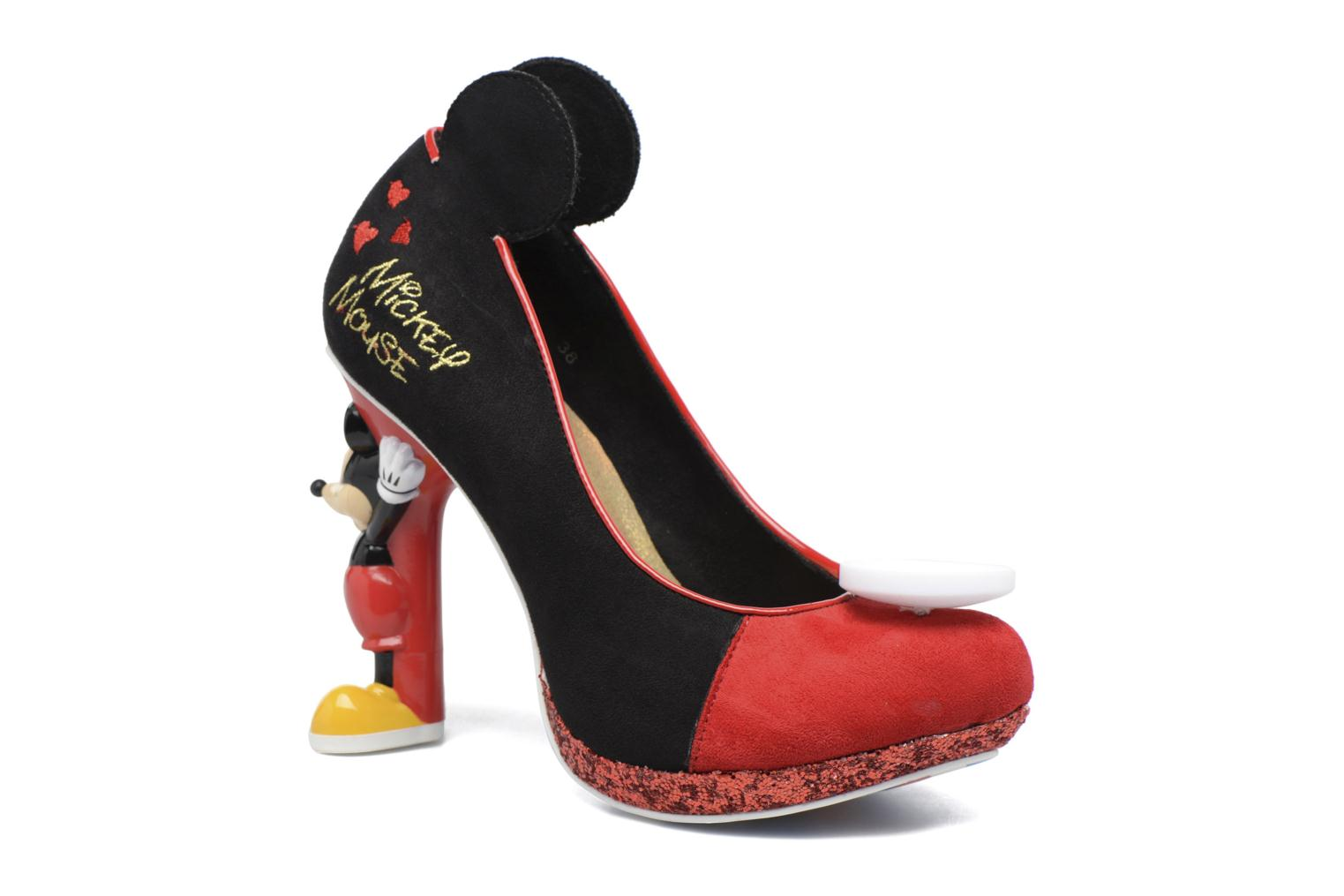 Pumps Irregular choice Mickey Mouse Multicolor detail