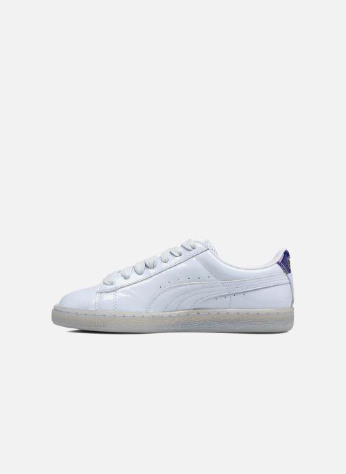 Sneakers Sock G Azzurro B immagine Puma CAREAUX x O PUMA frontale 6Ygq6r