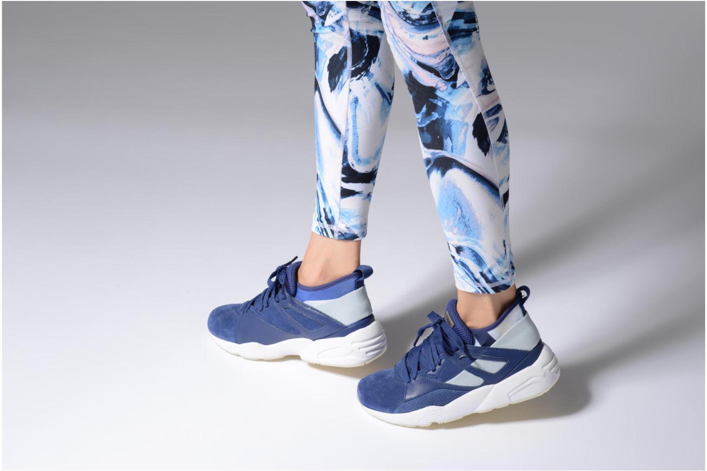Sneakers Puma PUMA x CAREAUX B.O.G Sock Blauw onder