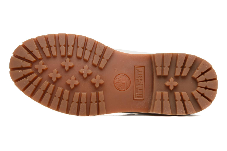 Bottines et boots Timberland 6in Prenium Boot Blanc vue haut