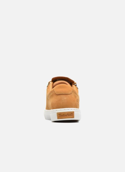 Trainers Timberland Adv 2.0 Cupsole Alpine Ox Brown view from the right