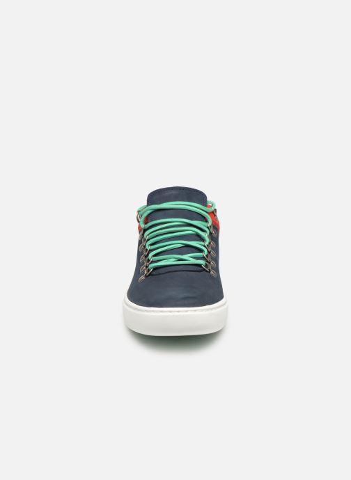 Sneakers Timberland Adv 2.0 Cupsole Alpine Ox Nero modello indossato
