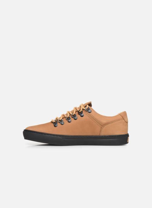 Sneaker Timberland Adv 2.0 Cupsole Alpine Ox beige ansicht von vorne