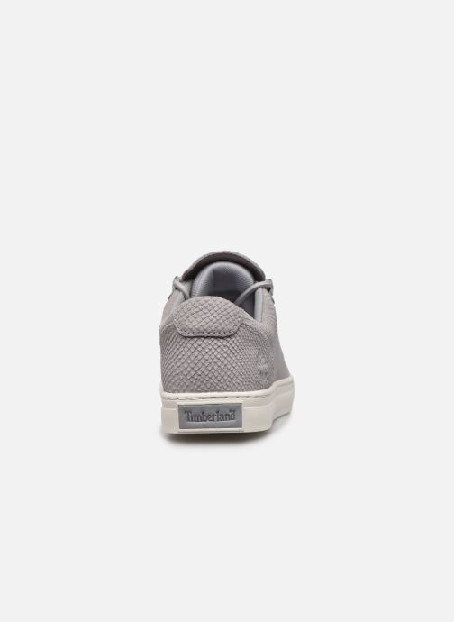 Baskets Timberland Adv 2.0 Cupsole Alpine Ox Gris vue droite