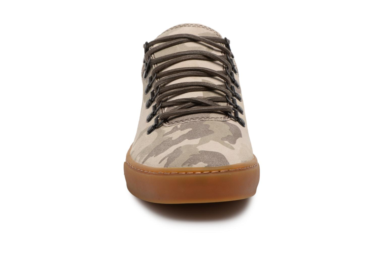Sneaker Timberland Adv 2.0 Cupsole Alpine Ox braun schuhe getragen