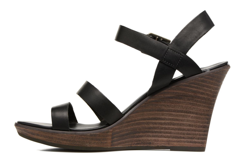Sandalen Timberland Cassanna Y-Strap Sandal braun ansicht von vorne