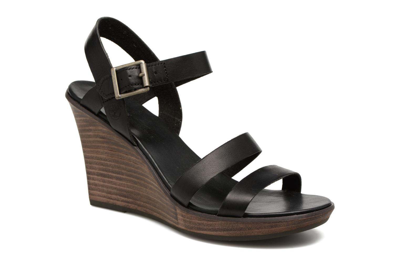 Sandalen Timberland Cassanna Y-Strap Sandal braun detaillierte ansicht/modell