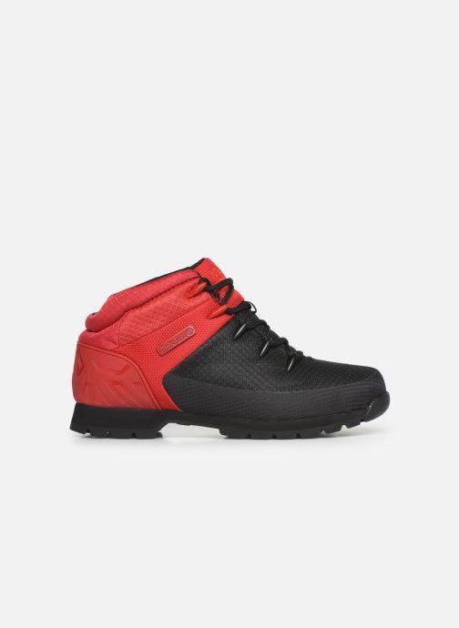 Chaussures à lacets Timberland Euro Sprint Fabric Noir vue derrière